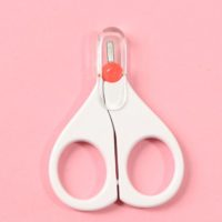 Baby Safety Manicure Set Baby Nail Clipper Scissor