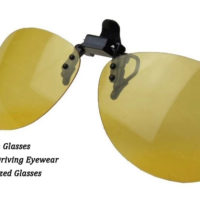 Night-vision Glasses Anti-glare Driving Eyewear Toad Polarized Glasses