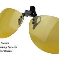 Night-vision Glasses Anti-glare Driving Eyewear Toad Polarized Glasses