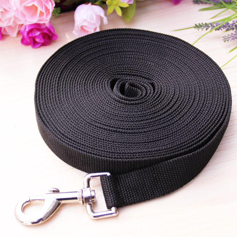 65 ft Extra Long Pet Dog Rope Training Lead Leash