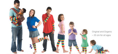 6 pairs Baby Toddler Socks Warmer Knee Pad Kids Tight Legging Sock