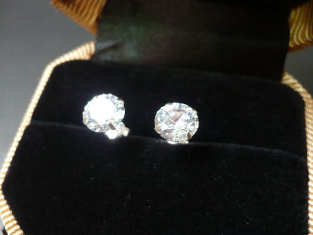 Crystal Diamond Jewelry Fashion Shining Earring
