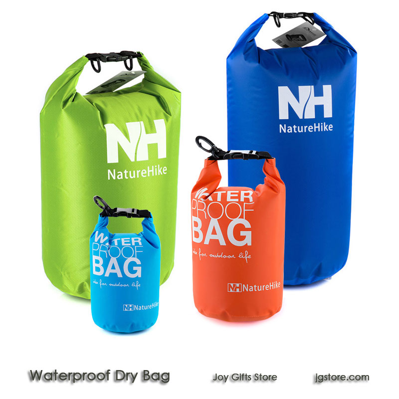 Outdoor Travel Sports Waterproof Dry Bag Ultralight Rafting Wading Bag
