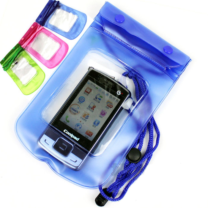 Underwater Pouch Waterproof Bag Dry Case Cover For Mobile Phone / Camera