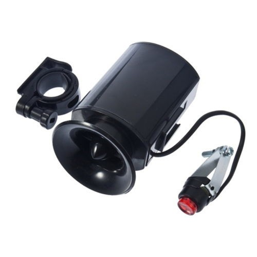 6 Sounds Ultra-loud Bicycle Electric Horn