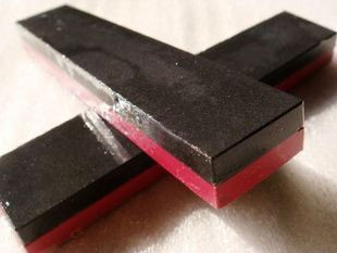 Ruby And Boron Carbide Whetstone Double Sided Knife Sharpener Grit 800-3000#