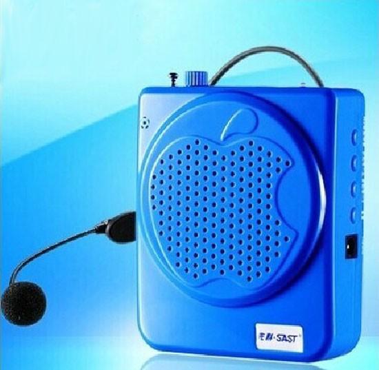 Super Loud Speaker Portable PA System MP3 Player USB / TF CARD / FM Scan Radio